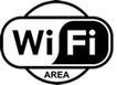 On our Vehicles there is always available the Wifi service